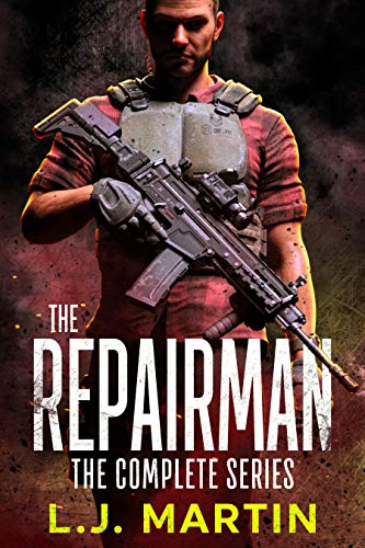 The Repairman: The Complete Series (The Repairman Series) by [L.J. Martin]