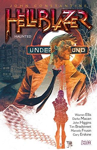 John Constantine, Hellblazer Vol. 13: Haunted (English Edition)
