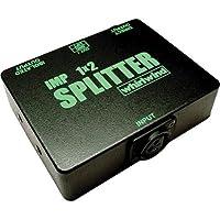 whirlwind 1 IN 2 OUT マイクレベルスプリッター IMP 1X2 SPLITTER