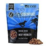 Vital Essentials Freeze-Dried Beef Nibblets Dog Food, 16 oz
