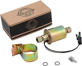 Diesel Electric Fuel Pump w/Installation Kit Replacement for Chevrolet GMC Pickup Truck Suburban Van 6.2L 6.5L 25115224