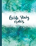Bible Study Notes: Guided journal to help you dive into God's Word (Large 8.5x11 inches)