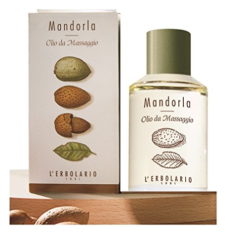 mandorla olio massaggio