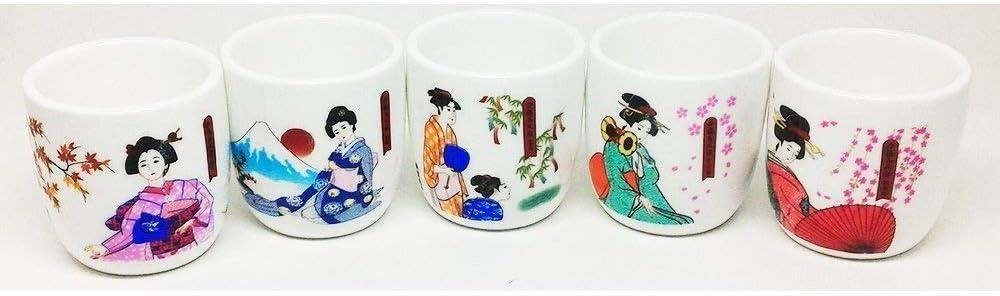 MAGIC SAKE Max 72% OFF CUPS HOT MAKES JAPAN KIMONO WOMAN NAKED Max 83% OFF