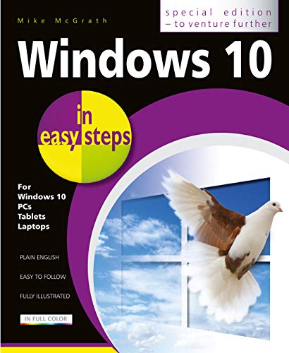 Windows 10 in easy steps - Special Edition, 3rd edition
