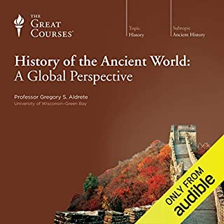 History of the Ancient World: A Global Perspective cover art