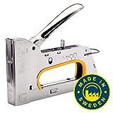 Rapid 10582521 R33E Graffatrice PRO, Acciaio...