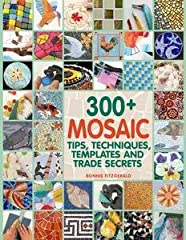 100's of valuable mosaic design, diagrams, photographs and clear step-by-step directions all at your fingertips Uniquely organized reference makes finding what you need easy Perfect for beginners to pros - learn tricks from master mosaic artists