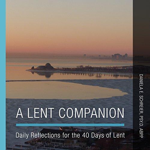 A Lent Companion audiobook cover art