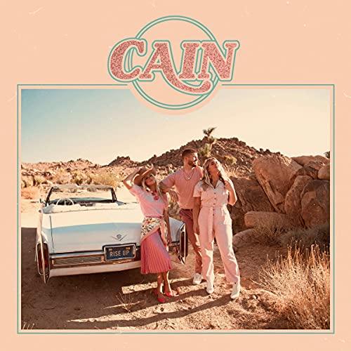Cain - EP Album Cover