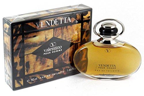 Valentino Vendetta Pour Homme Eau de Toilette EdT Splash 50 ml