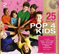 25 Best: Pop for Kids