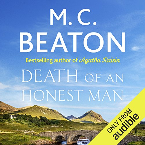 Hamish Macbeth: Death of an Honest Man cover art
