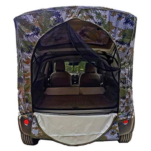 Tienda Para 2 Personas, Impermeable Tienda De CampañA Para Coche, Para Camping En Verano Modelos SUV Tienda De Campaña