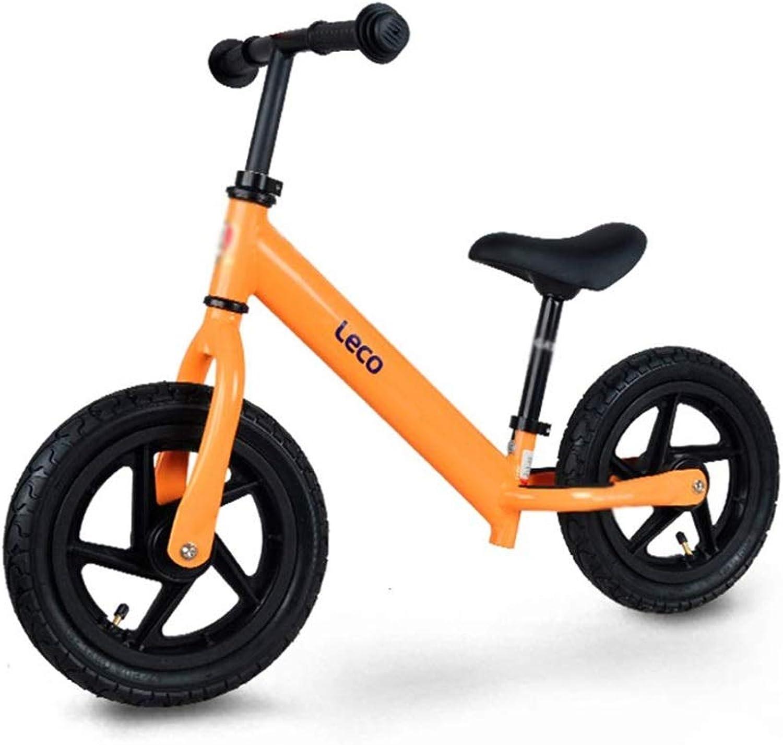 marcas de moda Bicicleta de equilibrio para para para Niños Coche deslizante 2-6 años Bicicleta sin pie Deportes Aleación de aluminio Rueda inflable de Cocheretera Actividades al aire libre, 3 Colors Siempre insiste en el éxit  precio al por mayor