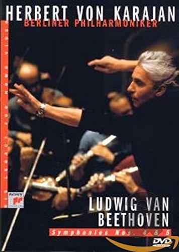 Karajan : Ludwig Van Beethoven - Symphonies N° 4 & 5