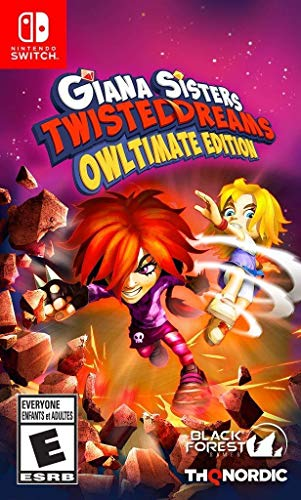Giana Sisters: Twisted Dreams Ultimate Edition