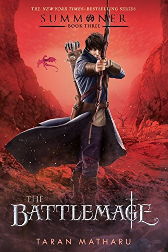 The Battlemage: Summoner, Book Three (The Summoner Trilogy 3)