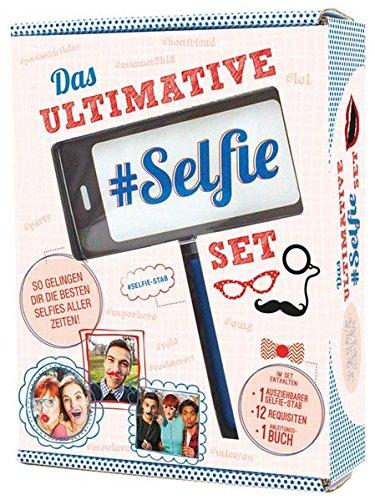 Das ultimative Selfie-Set mit Selfie-Stick: So gelingen Dir die besten Selfies aller Zeiten