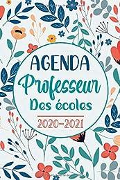 Agenda Professeur des Ecoles 2020-2021: Carnet de