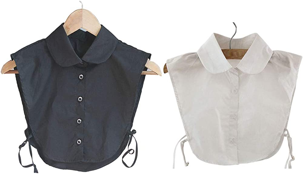 Popular products Fellibay Detachable Blouse False Collar Collars B San Francisco Mall Fake for Women