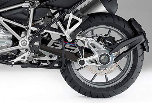 Uniracing 46601 K46601 Kit de Adhesivos basculante Negro 13 BMW R1200GSA '14-'18 / R1250GSA '19-'20