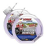SONAX 2X 02724000 Xtreme ScheibenReiniger Sommer gebrauchsfertig 3L