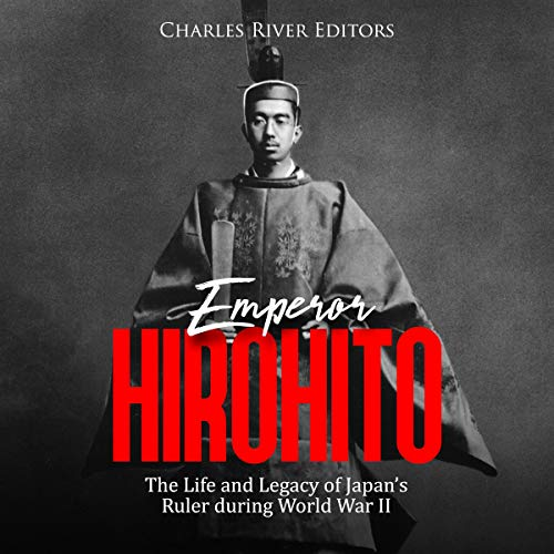 Emperor Hirohito audiobook cover art
