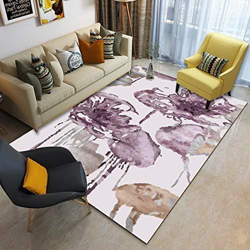 Miduo Krabbeldecke für Wohnzimmer und Baby, modern, minimalistisch, 5, 80 * 160CM