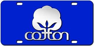Best cotton license plate Reviews
