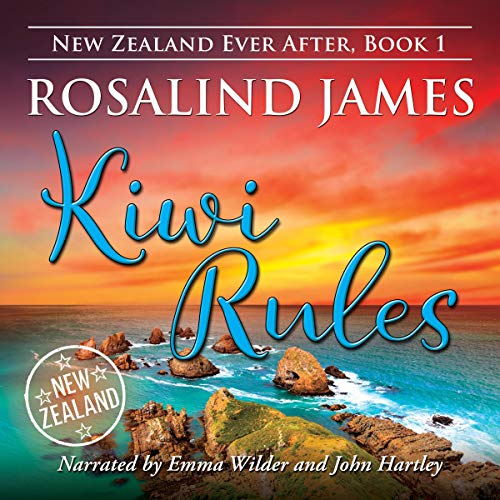 Kiwi Rules audiobook cover art
