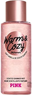 Victoria Secret Pink Warm and Cozy Shimmer Body Mist 250ml