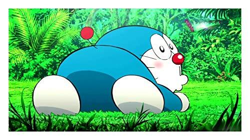 ZGPTOP Rompecabezas Doraemon Puzzle Decoración Rompecabezas Educativos Juegos De Bricolaje Brain 300/500/1000/1500 Piezas, 2 Estilos (Color : B, Size : 1500P)