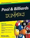Pool and Billiards For Dummies (For Dummies Series) - Nicholas Leider
