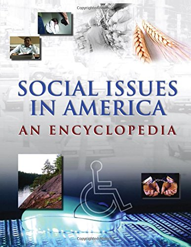 Download Social Issues in America: An Encyclopedia 0765680610