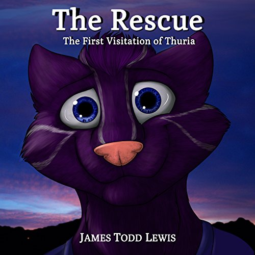 The Rescue: The First Visitation of Thuria audiobook cover art