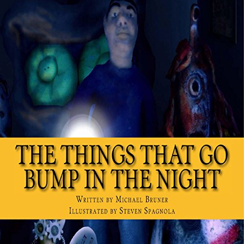 The THINGs That Go Bump in the Night audiobook cover art