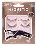 Kiss Magnetic Lash #1 With Applicator (2 Pack)