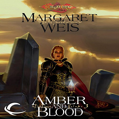 Amber and Blood cover art
