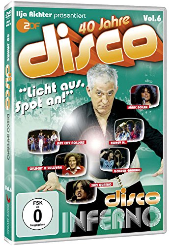 40 Jahre Disco, Vol. 6: Disco Inferno