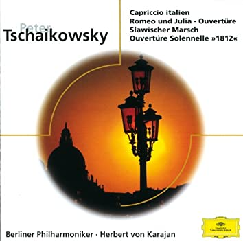 Tschaikowsky: Capriccio Italien; Eugen Onegin; Romeo and Julia