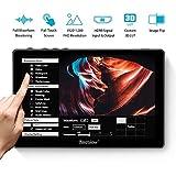 Desview R7 Moniteur Caméra 7 Pouces écran Tactile 1000nit 1920x1200 Bordure étroite 3D-LUT Interface utilisateur 4K HDMI Ecrans de visée pour vidéo Caméscope DSLR Stabilisateur Gimbal