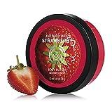 Mantequilla corporal suavizante de fresas (50 ml)