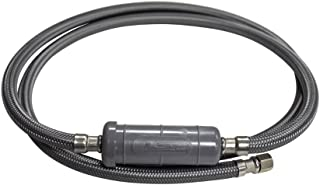 Danco HammerStop Technology Ice Maker Connector Hose, Grey, 10742X