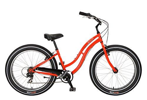 Bicicleta Sun Baja Cruz Lady 16