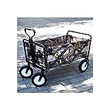 Carrito de Compras 4 Ruedas Cart Carro de Campamento al Aire Libre Plegable Carrito portátil Carrito de la Compra del bebé con el Carro de comestibles del cinturón de Seguridad (Color : 6)