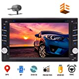 Best Car Stereo Dvd Gps - EINCAR Navigation Car DVD Player Double DIN Car Review