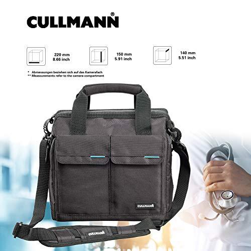 Cullmann AMSTERDAM Maxima 235 Kameratasche für mittleres DSLR-Equipment, 220 x 150 x 140 mm