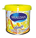 Best Car Perfumes - My Shaldan Lemon Car Air Freshener (100 g) Review