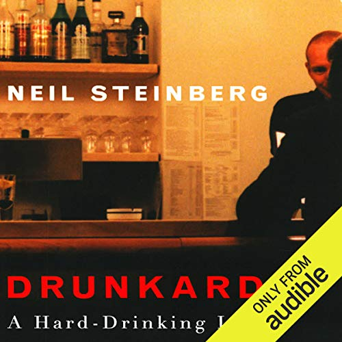 Drunkard audiobook cover art
